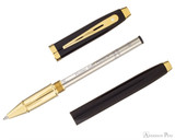 Sheaffer 100 Rollerball - Black Barrel with Gold Trim - Parted Out
