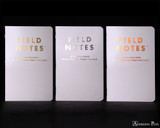 Field Notes Notebooks - Limited Edition Group Eleven - Covers