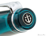 Sailor Pro Gear Slim Fountain Pen - Lucky Charm - Cap Jewel