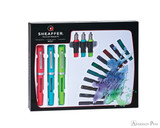 Sheaffer Calligraphy Maxi Kit - Pink, Blue, Green