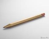 ystudio Classic Brass Copper Mechanical Pencil (stat-01)