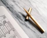 ystudio Classic Brass Copper Rollerball Pen - Beauty 1