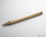 ystudio Classic Brass Sketching Pencil - Side