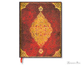 Paperblanks Ultra Journal - Golden Trefoil, Lined