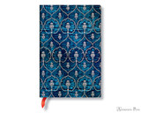 Paperblanks Mini Journal - Blue Velvet, Lined