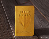 Field Notes Notebooks - Limited Edition Autumn Trilogy (3 Pack) - Closeup