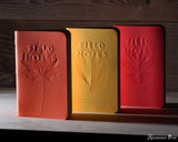 Field Notes Notebooks - Limited Edition Autumn Trilogy (3 Pack) - Spread Out