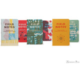 Field Notes Notebooks - Limited Edition Wilco - Spread