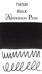 TWSBI Black Ink Sample