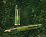 Penlux Masterpiece Grande Fountain Pen - Rainforest - Beauty 1