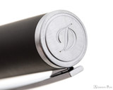 S.T. Dupont D-Initial Rollerball - Matte Black - Jewel
