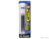Pilot G2 Rollerball Refill - Blue, Fine (2 Pack)