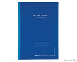 ProFolio Oasis Light Notebook - B5, Blueberry - Cover
