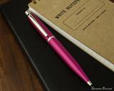 Sheaffer VFM Ballpoint - Pink Sapphire - with Notebook