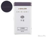 Sailor Shikiori Chu-Shu Ink Cartridges (3 Pack) - Box