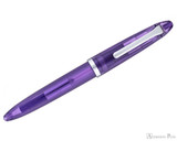 Sailor Compass 1911 Fountain Pen - Purple Transparent