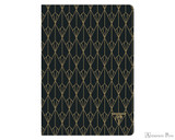 Clairefontaine Neo Deco Notebook - A5, Lined - Diamond