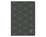 Clairefontaine Neo Deco Notebook - A5, Lined - Shell