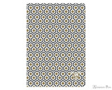 Clairefontaine Neo Deco Notebook - A5, Lined - Honeycomb
