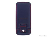 Esterbrook Triple Pen Nook - Navy