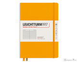Leuchtturm1917 Notebook - A5, Lined - Rising Sun