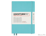 Leuchtturm1917 Notebook - A5, Lined - Aquamarine