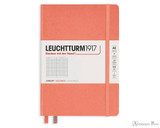 Leuchtturm1917 Notebook - A5, Graph - Bellini