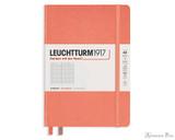 Leuchtturm1917 Notebook - A5, Graph - Bellini