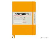 Leuchtturm1917 Softcover Notebook - A5, Lined - Rising Sun