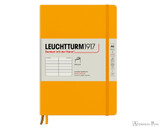 Leuchtturm1917 Softcover Notebook - A5, Lined - Rising Sun