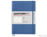 Leuchtturm1917 Softcover Notebook - A5, Dot Grid - Denim