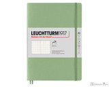 Leuchtturm1917 Softcover Notebook - A5, Dot Grid - Sage