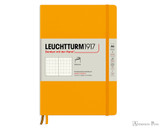 Leuchtturm1917 Softcover Notebook - A5, Dot Grid - Rising Sun
