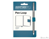 Leuchtturm1917 Pen Loop - Stone Blue
