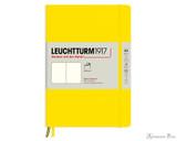 Leuchtturm1917 Softcover Notebook - A5, Blank - Lemon
