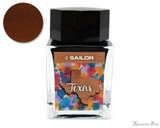 Sailor US 50 State ink Series - Texas (20ml Bottle)