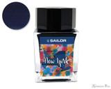 Sailor US 50 State ink Series - New York (20ml Bottle)