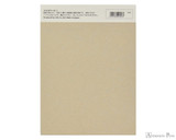 Life Writing Paper - A5, Blank - Ivory - Back Cover