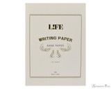 Life Writing Paper - A5, Blank - Ivory