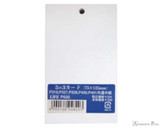 Life Index Cards - 3 x 5, Blank - White