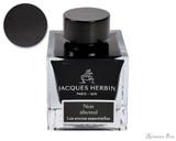 Jacques Herbin Noir Abyssal Ink (50ml Bottle)