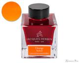 Jacques Herbin Orange Soleil Ink (50ml Bottle)
