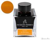 Jacques Herbin Ambre de Baltique Ink (50ml Bottle)