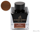 Jacques Herbin Brun Prevenance Scented Ink (50ml Bottle)