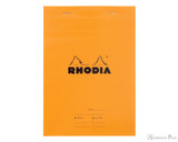 Rhodia No. 16 Staplebound Meeting Pad - A5, Lined - Orange