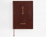 Hobonichi 5 Year Techo Planner ONLY - A6 - Cover