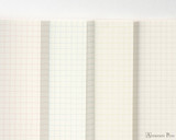 Hobonichi Plain Notebooks - A6 - Pages