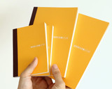 Hobonichi Plain Notebooks - A5, Graph