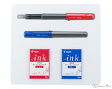 Pilot Kakuno Hand Lettering Set - Red Maple - Tray