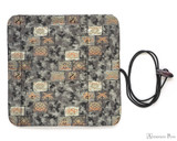 Taccia Kimono Pen Roll - 4 Pen, Mosaic